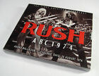 Rush - ABC 1974 + Bonus Tracks - NEW CD , SEALED  Agora Cleveland Ohio 1974