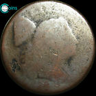 1794 or 1795 Flowing Hair Large Cent Type Coin RARE No Date L@@K