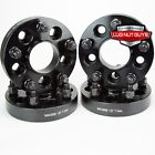 4 Wheel Adapters Spacers 5x45 To 5x5 125 Converts TJ  YJ To Use JK Wheels