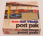 Vintage Mattel Hot Wheels Redline Sizzlers Fat Track Post Pak Sealed Box 1970