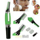 Micro Touch Max Personal Ear Nose Neck Eyebrow Hair Trimmer Remover With Battery