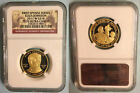 2011 W ELIZA JOHNSON FIRST SPOUSE $10 GOLD PROOF COIN NGC PF 70 PR70 *  NO SPOTS