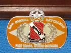 50TH SIGNAL BATTALION KEY TO COMMAND FORT BRAGG NC CHALLENGE COIN USED RARE
