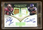 2007 EXQUISITE QUAD AUTO PATCH #D 5 5 FRANK GORE CHESTER TAYLOR BUSH HENRY