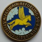 76th Air Refueling Squadron McGuire Air Force Base US Air Force Challenge Coin