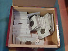 CLASSIC COLLECTION OF US COINS 40-100 yrs OLD 40+ COINS & CIGAR BOX + SILVER!