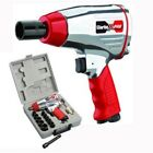 """13 Piece ½"""" Twin Hammer Compact Air Impact Wrench Kit.Clarke X-Pro CAT142"""