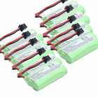 10x 800mAh Home Phone Battery for Uniden BT-1008 BT1008 BT-1008 BT-1016 BT1016