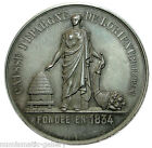 FRANCE Lorient  Silver Jeton 1880 AU Savings banks - NEPTUNE/WISDOM GODDESS
