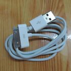 White Long 1M USB 20 Data SYNC Cable Charging Cord iPhone 4S 4 3G S iPod Touch