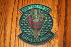 1 MILITARY PATCH, 308th TAC FTR SQ,TACTICAL FIGHTER SQUADRON,USAF,EMERALD KNIGHT