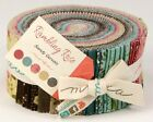 Rambling Rose by Sandy Gervais - Moda Jelly Rolls 2.5