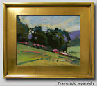 JOSE TRUJILLO PLEIN AIR CALIFORNIA IMPRESSIONISM OIL PAINTING LANDSCAPE HILLS