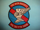 VIETNAM WAR US 9th TACTICAL FIGHTER SQUADRON
