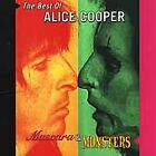 Mascara & Monsters: The Best of Alice Cooper by Alice Cooper (CD, Jan-2001)