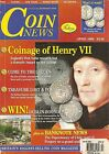 COIN NEWS APRIL 1999 - BRITISH NUMISMATIC MAGAZINE