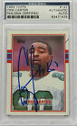 Cris Carter Cards, Rookie Cards and Autographed Memorabilia Guide 35