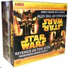★ STAR WARS - Revenge of the Sith Widevision Movie Cards Hobby Box (Topps) #NEW