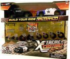 Ridemakerz SWAT TEAM POLICE XTREME CUSTOMZ Build Your Ride Custom Cars Toy NEW