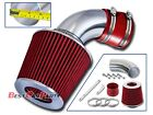 BCP RED 91 97 Chevy Geo Metro 10L 13L L3 L4 Short Ram Air Intake + Filter