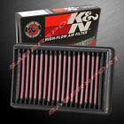 K&N BM-1113 Hi-Flow Drop in Air Filter for 2014-2018 BMW R1200R R1200GS R1200RT