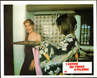 THE MAN WHO FELL TO EARTH rare orig lobby card poster DAVID BOWIE/CANDY CLARK