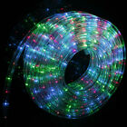 50 100 150 300 LED Rope Light Home Outdoor Christmas Decorative Party 7Color