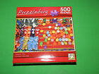 New 500 pc Jigsaw Puzzle Puzzlebug Gift Carnaval Fun