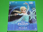 New 48pc Jigsaw Puzzle Childrens Disney Frozen Kids Gift Rainy Day Fun Princess