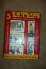 VINTAGE 1950'S KIDDIE TALES STORYBOOK SOAPS COLORING BOOKS PICTURE STORIES NIB