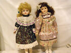 Lot of Two Porcelain Dolls,16