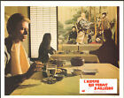 THE MAN WHO FELL TO EARTH original rare lobby card movie poster DAVID BOWIE