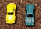 LOT OF 2 VINTAGE TOOTSIE TOY CARS  MADE IN CHICAGO USA #2