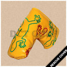 Frog Yellow Putter Cover for Taylormade Titleist Odyssey Scotty Cameron Mizuno