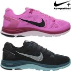 Nike WMNS LUNARGLIDE+ 5 women running shoes athletic sneakers black pink NEW