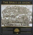 ANZAC LIMITED EDITION GALLIPOLI CHEOPS PYRAMID PRINT WW1  ENDORSED RSL