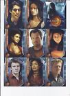 Firefly SERENITY Premium Trading Card Complete Set (72 Cards) Inkworks