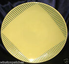 BAUM BROTHERS STYLE EYES GEO COLLECTION DINNER PLATE 11 1/2