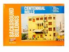 HO Centennial Mills Structure Kit - Walthers Cornerstone #933-3160