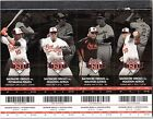 2014 BALTIMORE ORIOLES PICK YOUR GAME 2ND HALF TICKET STUB MANY DATES