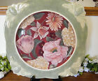 Certified International Floral Tapestry Square Platter 16