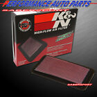KN 33 2030 Hi Flow Air Intake Washable Drop in Filter for Toyota See Detail