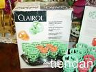 MIB! CLAIROL-LOCK N ROLL TIGHT CURLS SPIRAL 24 (2 SIZES) HOT CURLERS ROLLERS INS