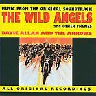 The Wild Angels and Other Themes by Davie Allan/Davie Allan & the Arrows (CD,...