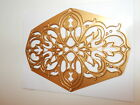 Anna Griffin GRACE MEDALLION elegant cutting die Fretwork collection FREE SHIP