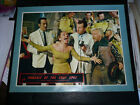 PURSUIT OF THE GRAF SPEE orig 1957 LC Christopher Lee a Michael Powell film