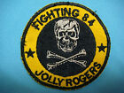 VIETNAM WAR PATCH US NAVY FIGHTER SQUADRON VF-84 JOLLY ROGERS