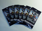 TRANSFORMERS DARK OF THE MOON TRADING CARDS (6) SIX SEALED PACKS HASBRO 2011