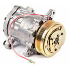 New A C AC Compressor w clutch for Geo Metro Suzuki Swift  X 90