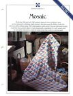 Mosaic Quilts 3 Sizes Best Loved Quilt pattern  templates